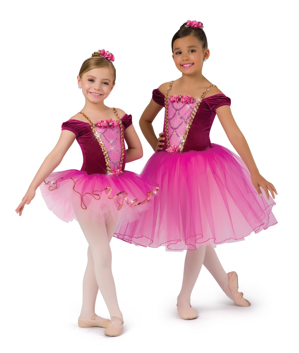 2017 New children's ballet tutu dance costumes/ballet girl/ballet dress for kids CB-014