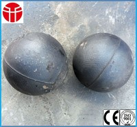 Alloyed casting ball mill grinding steel ball for industries