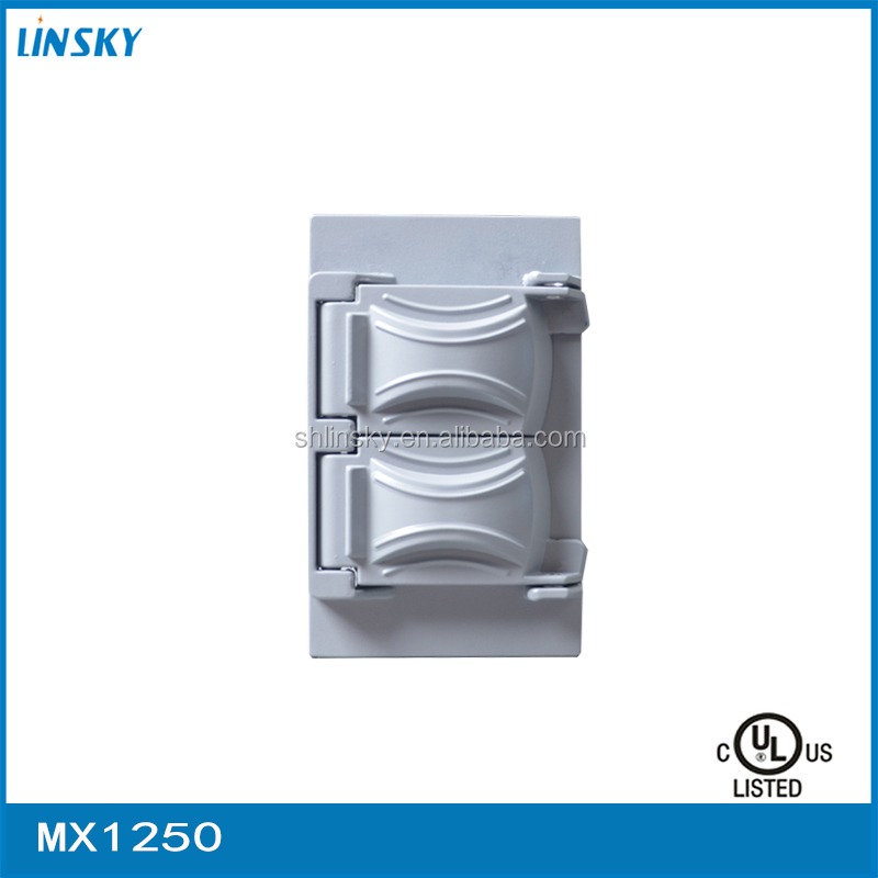 electrical waterproof junction box cover aluminium die cast junction box cover waterproof junction box cover