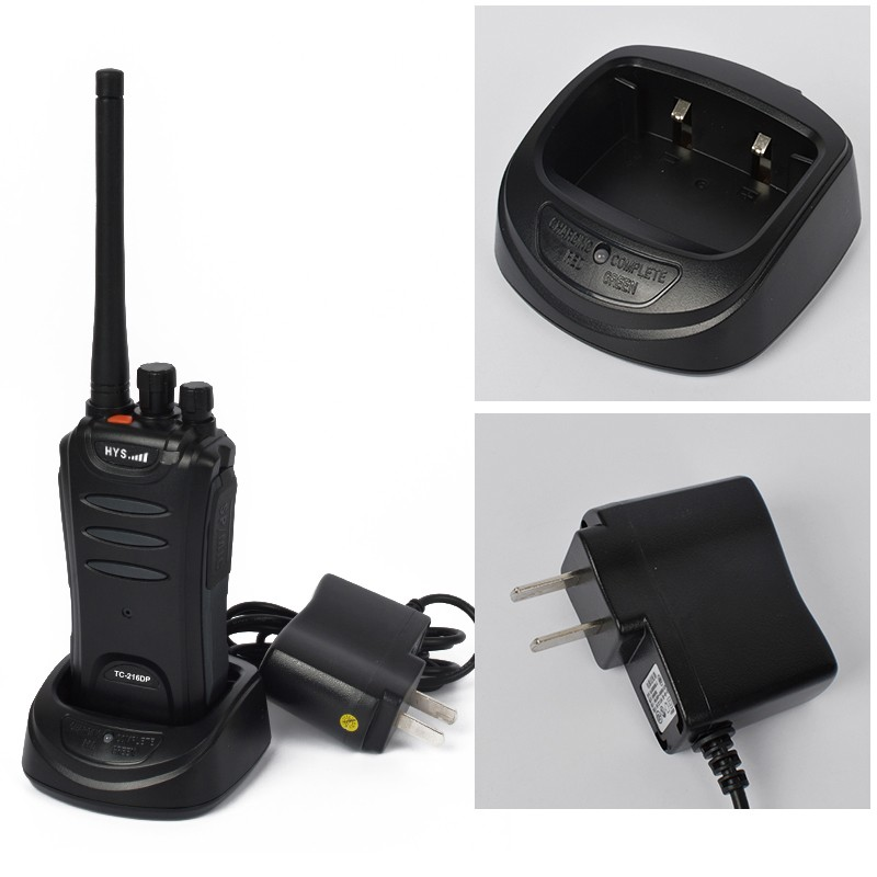 New Portable Digital Mini Two Way Radio TC-216DP