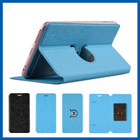 C&T Blue leather flip case hot sale cheap mobile phone leather case for iphone 6 6s