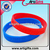 Fashion silicon wristband free shipping silicone wristband