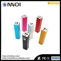New Innovative Products 2600mah Portable Power