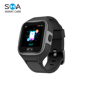 SMA-M2 New GSM + GPS + LBS + WIFI waterproof Kids Location kids watches