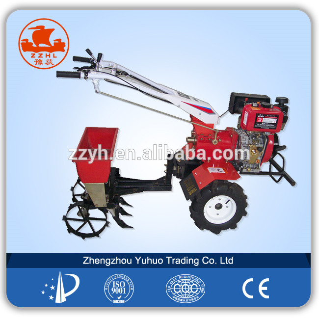 High quality direct food contact wrapping 1wg-6y 6hp diesel engine power tiller for agricultural