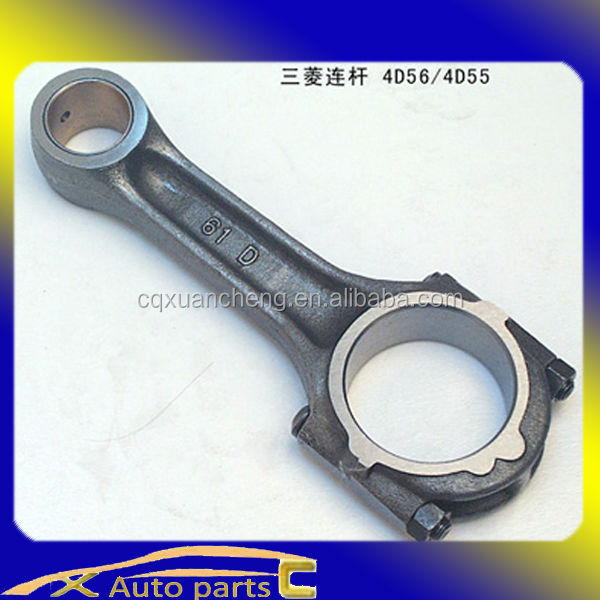 Diesel engine connecting rod for Mitsubishi 4D56 4D55 H100 MD050006 23510-42000