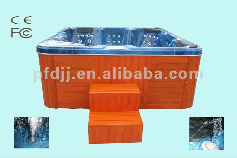 Beautiful Style Delicate Designed Acrylic Fountain Jet Outdoor Water Jakuzzi