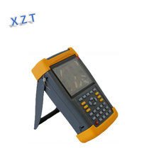 CE ISO Certificated Portable Three Phase Power Quality Analyzer