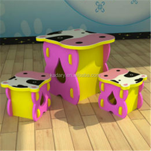 Any color Cute Cow Pattern EVA Baby Furniture