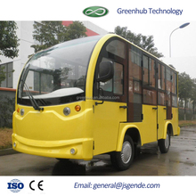 all closed CHINA made 11 seats electric sightseeing car