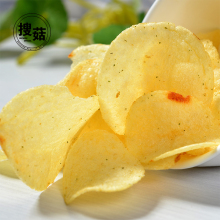 Cheap dried vegetables potato chips
