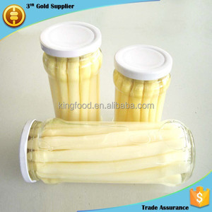 Chinese canned white asparagus cheap canned asparagus price