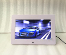 1024*600 latest undismountable big wide screen 10 inch digital picture frame with E-book