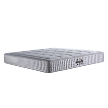 Sweet dreams negative ion 100% natural latex memory foam mattress in a box china