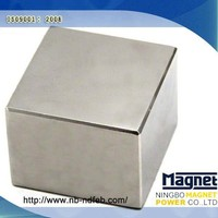 Super Industri Strong Neodymium Magnet N52 Block For Sale, So Strong Power!
