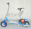 China CE folding gas scooter with mini chopper 43cc engine