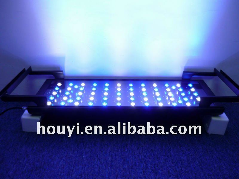 intelligent 48 inch 88 x 3w cree leds aquarium light for coral reef