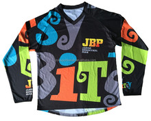 Customize sublimated motocross BMX dirt bike jersey