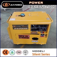 2015 Must See: 5KW Enclosure Electric Generator with Copper Winding pls contact skype id edigenset
