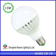 Recessed Double Contact Bosenor Instant On Switch-On Led Bulb For Cfl Replacement