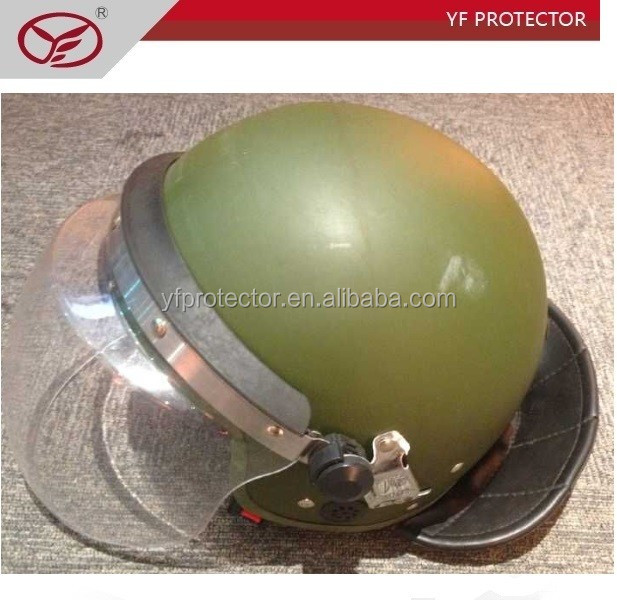 Riot control Force Military Helmet/military motorcycle High protection PC Riot helmet
