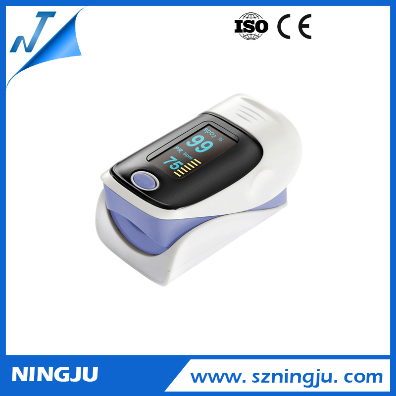 OLED Digital finger non-contact pulsometro spo2 monitor pulse meter sensor
