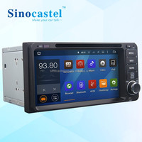 6.95 inch indash android 5.1.1 car navi for Toyota universal cars