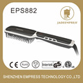 Digital ceramic PTC ionic hair brush iron new arrival EPS882