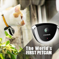 The world's first video cam for pets / Mini digital Pet collar camera /dog pc camear time reconding