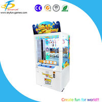 Cheap key master /toy claw crane game machines for sale/toys story game amusement machine