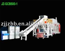 JZ-GCB500 Large-scale waste circuit board dry-type recycling/PCB recycling equipment
