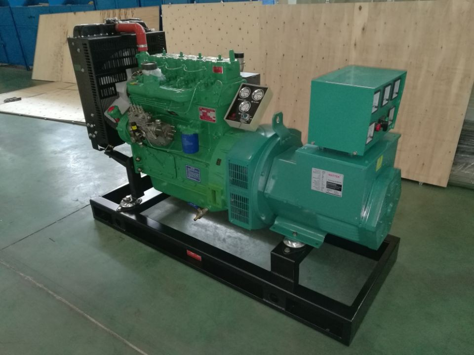 Diesel generator sets with England imported engine