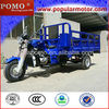 2013 Chinese Hot Low Emission Water Cool Gasoline Motorized Cheap Cargo 250cc Triciclos De Carga