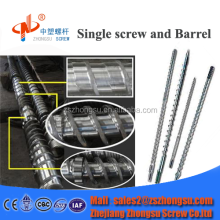 Customer Design Screw Barrel/Film Blowing Machine Single Extrusion Screw Barrel