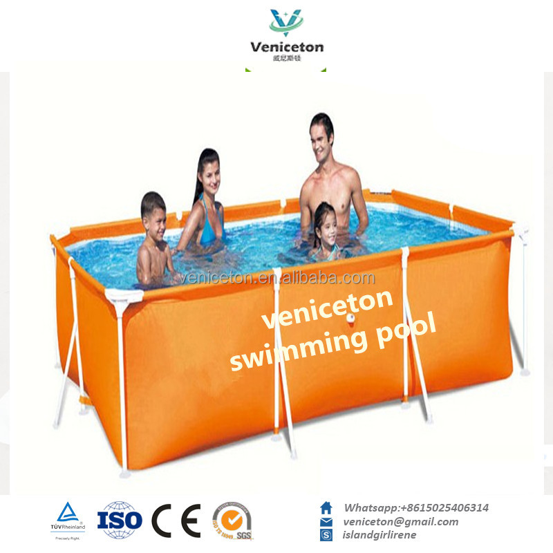 Veniceton 2017 children play frame canadian swimming pool 3.66*1m