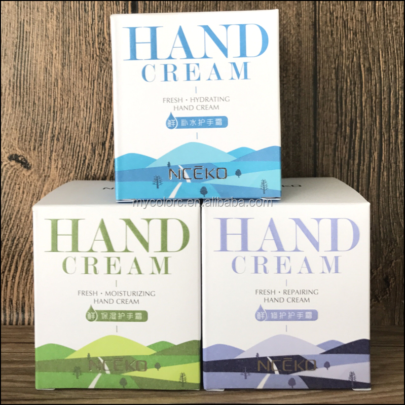 B4129 hand cream 50g hand whitening cream hand lotion mosturizing cream natural skin care products christmas gift