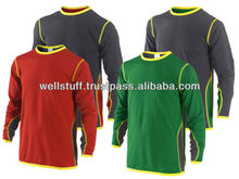 Custom Soccer long sleeves goalkeeper jerseys
