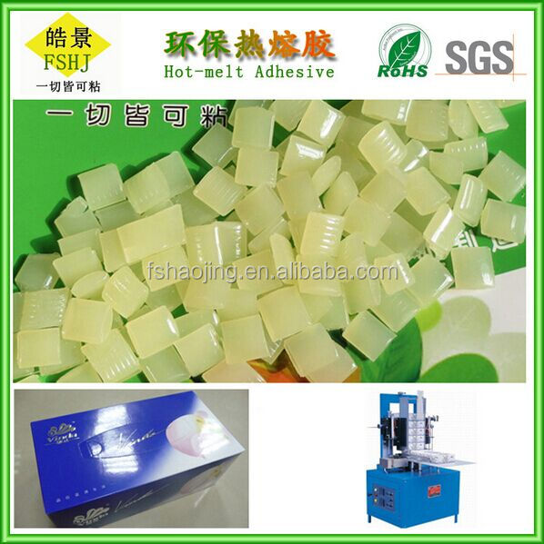 High quality and Competitive price Hot Melt Packing Glue for EPE foam