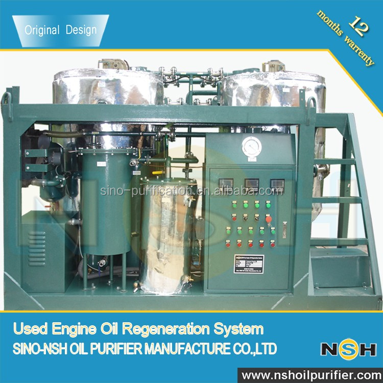 Sino-NSH Waste Oil Recycling Equipment