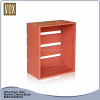 Factory Directly Provide High Quality Wooden Box Crate