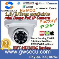 cheap outdoor ir dome ip camera water-proof 1080p full hd 2megapixel wireless vehicle license plate camera home security system