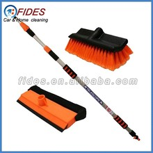 multi function automatic car wash brush with squeegee