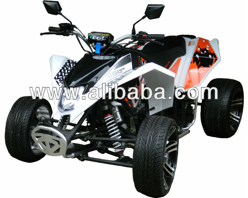 EGL Madmax Street Racing ATV 250 with EEC