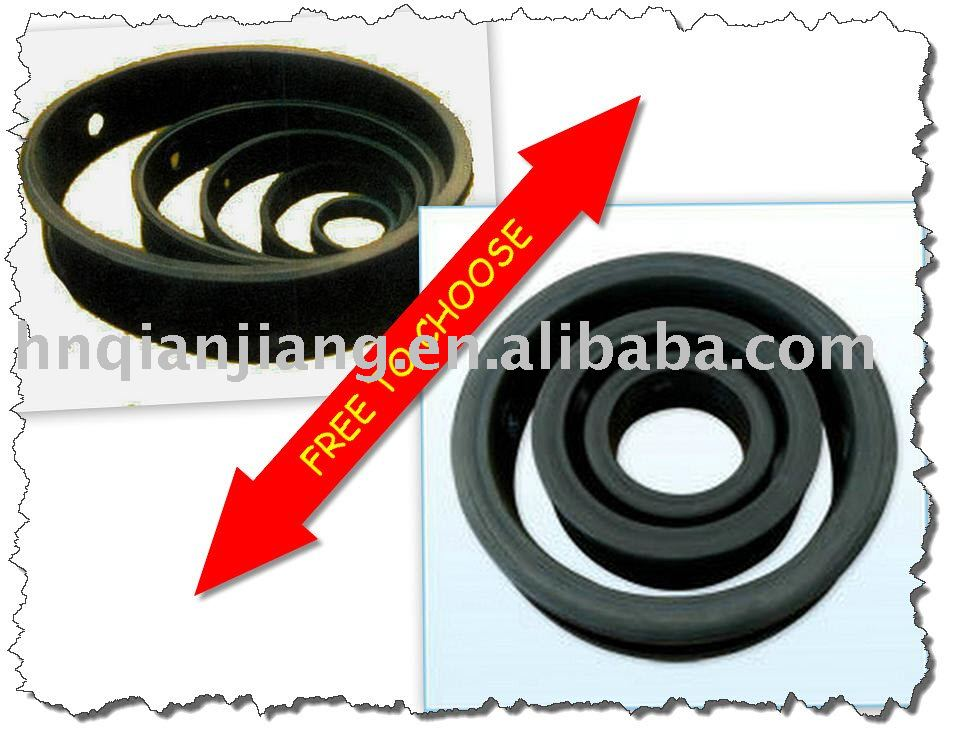 Butterfly Valve Rubber Liner Part