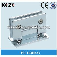H1140R Shower Room Floating Shelf Hardware
