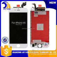 [JoyKing] 100% warranty LCD Touch Screen Digitizer Glass Assembly Replacement For iPhone 6s screen