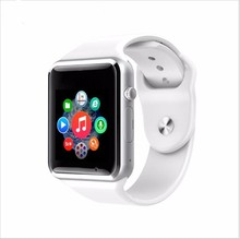 Elegance Fashion Watches A1 Smartwatch Bluetooth Watch Manual Smart Watch Sim