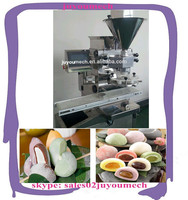 most popular mini mochi ice cream making machine/ encrusting machine