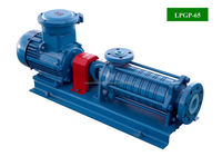 fluid transfer pump with Max. pressure 40bars at 120 degree Celsius