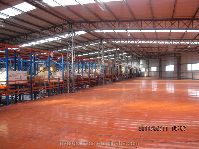high quality for warehouse in Dongguan expanded metal platform